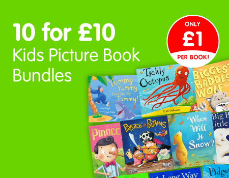 10 for £10 Kids Picture Book Bundles