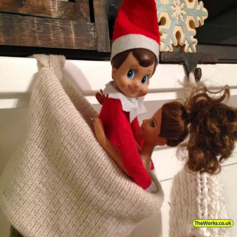 elf christmas party mistake