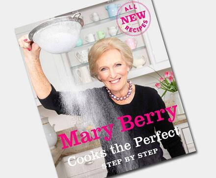 mary berry cookbook