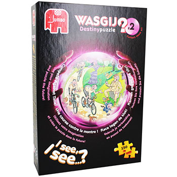Wasgij I See I See Jigsaw Puzzle