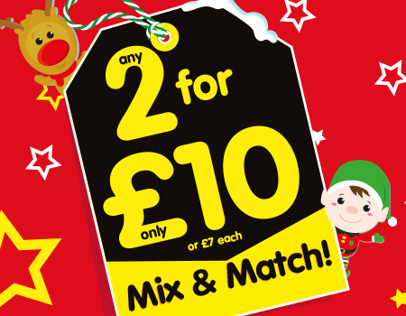 2 for £10 Gifts