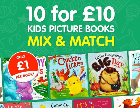 3 for £5 Fiction Books
