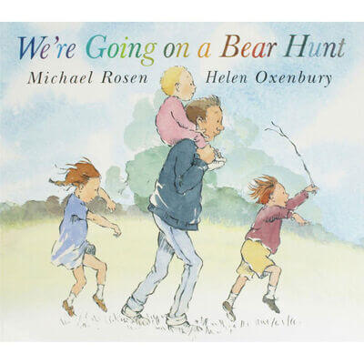 wre going on a bear hunt
