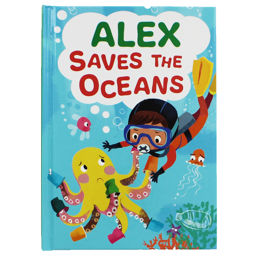 Alex Saves The Oceans