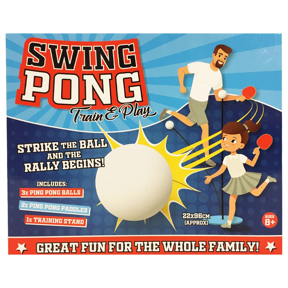 Swing Pong Game