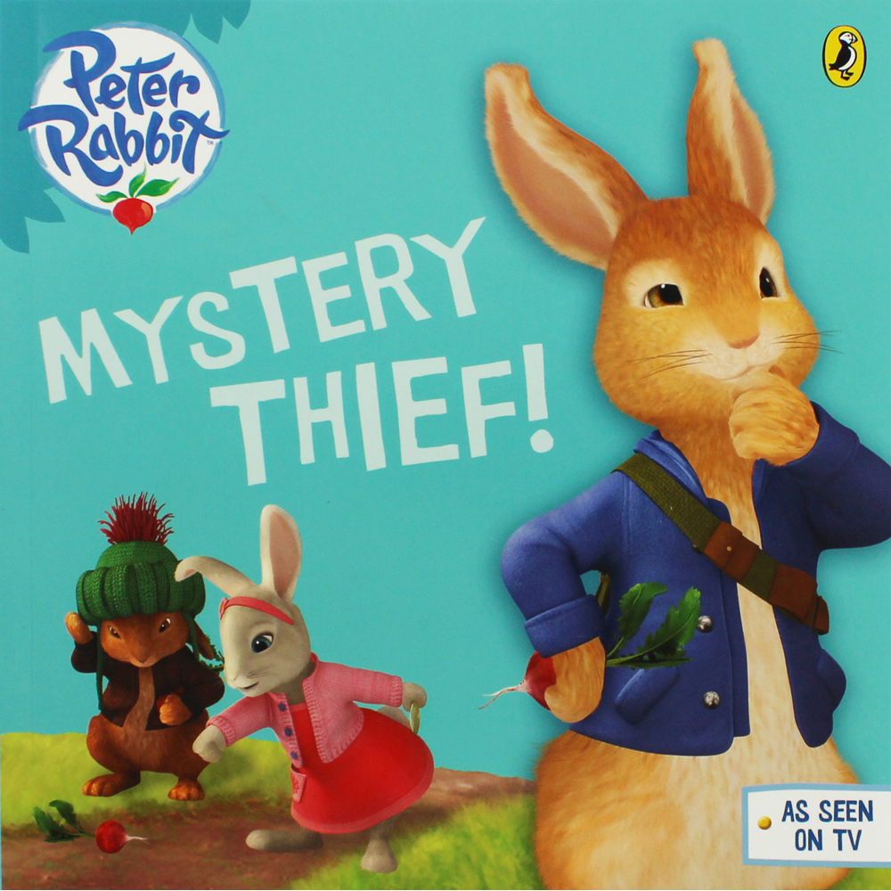 'Peter Rabbit: Mystery Thief