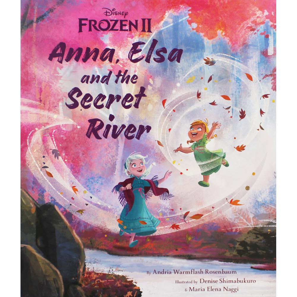 'Disney Frozen 2 Anna And Elsa Secret River