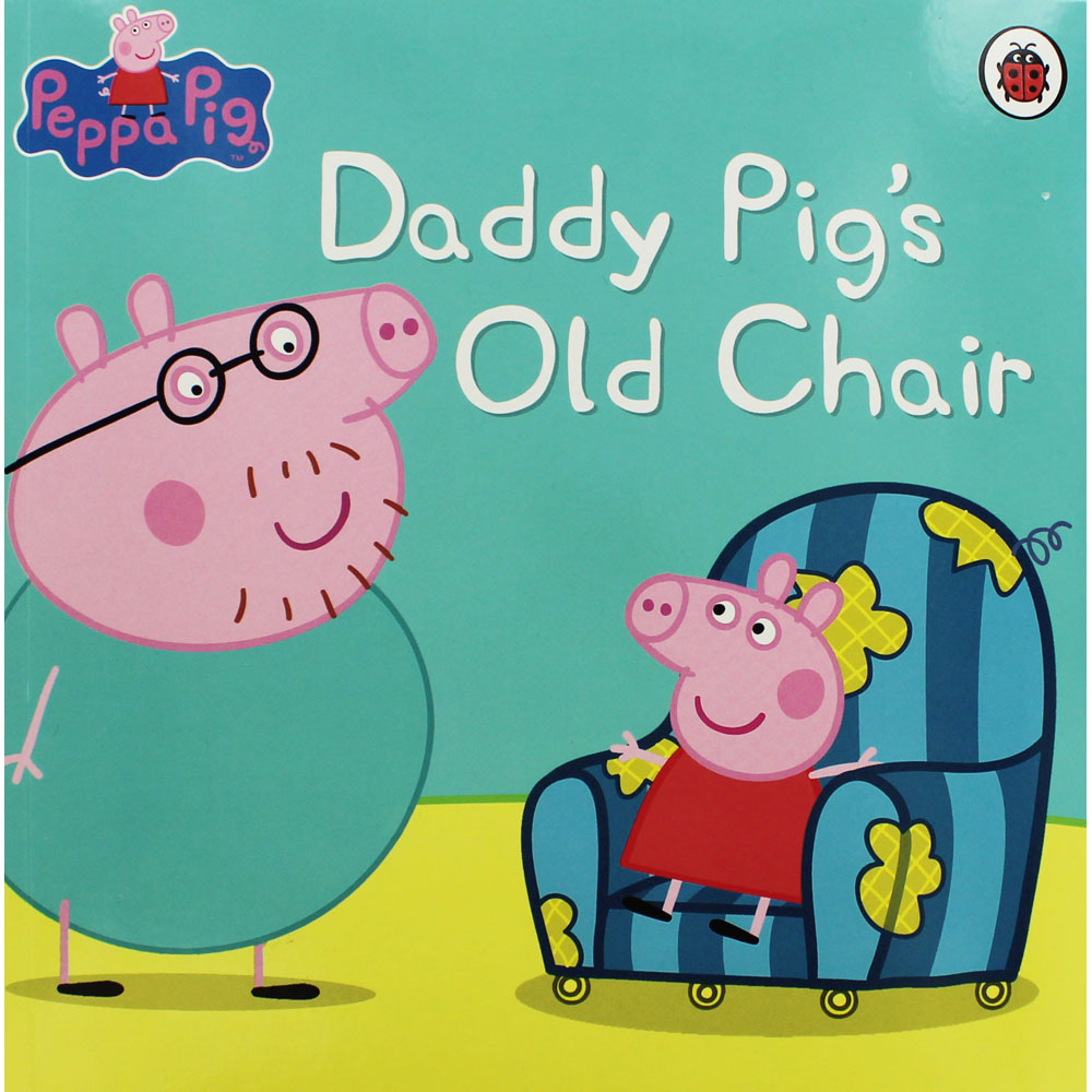 'Daddy Pig's Old Chair