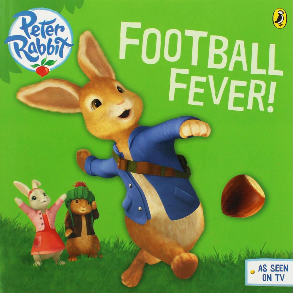 'Peter Rabbit: Football Fever
