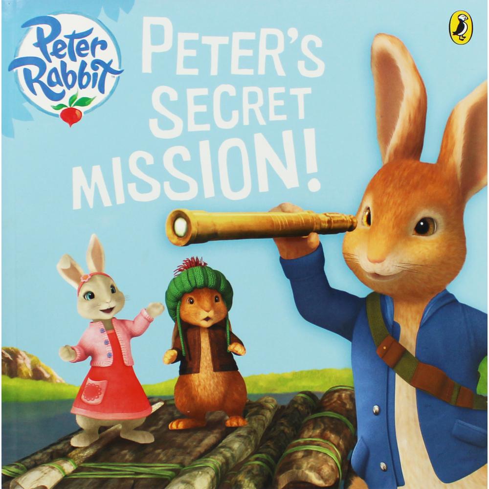 'Peter Rabbit: Peter's Secret Mission