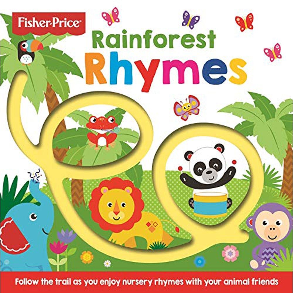 Fisher Price: Rainforest Rhymes